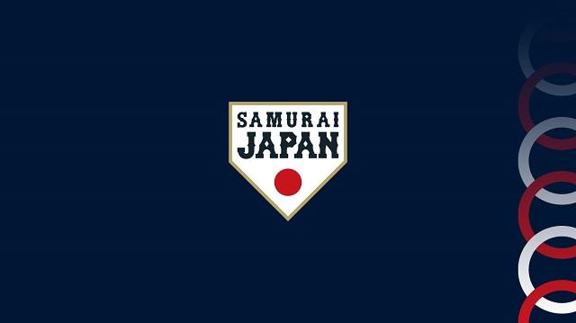 野球侍ジャパンロゴ