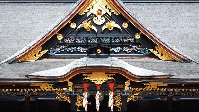 国宝 大崎八幡宮