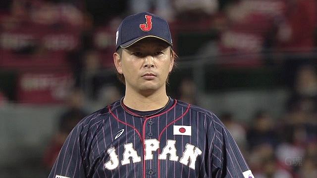 日米野球2018大瀬良大地