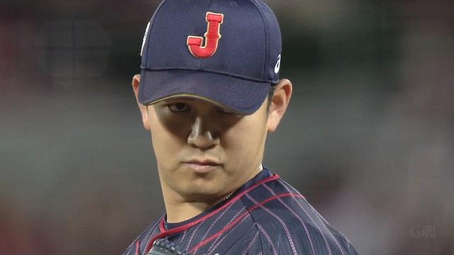 日米野球2018山﨑康晃