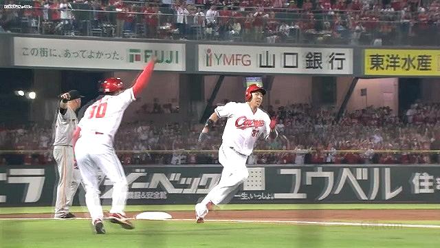 広島カープ走塁意識