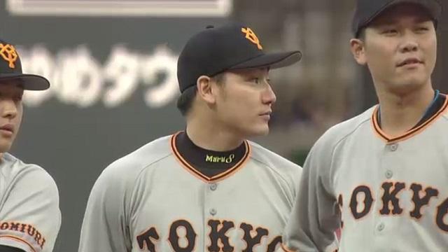 2019開幕戦広島vs巨人岡本丸坂本