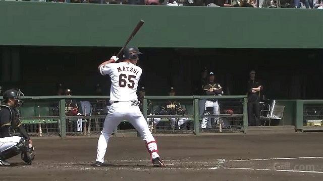 巨人2018ドラフト5位松井義弥