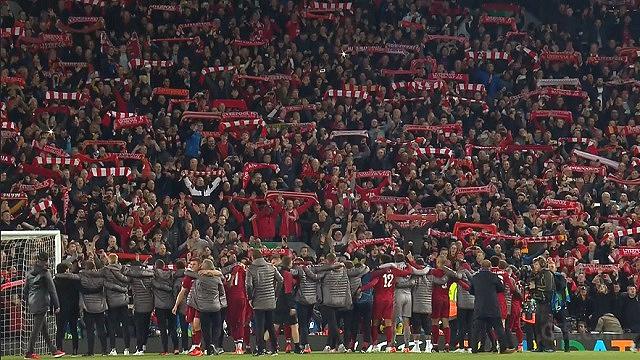 アンフィールドの奇跡 リバプール対バルセロナ