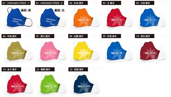 100%北海道ナノファブリックマスク