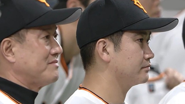 原監督と菅野